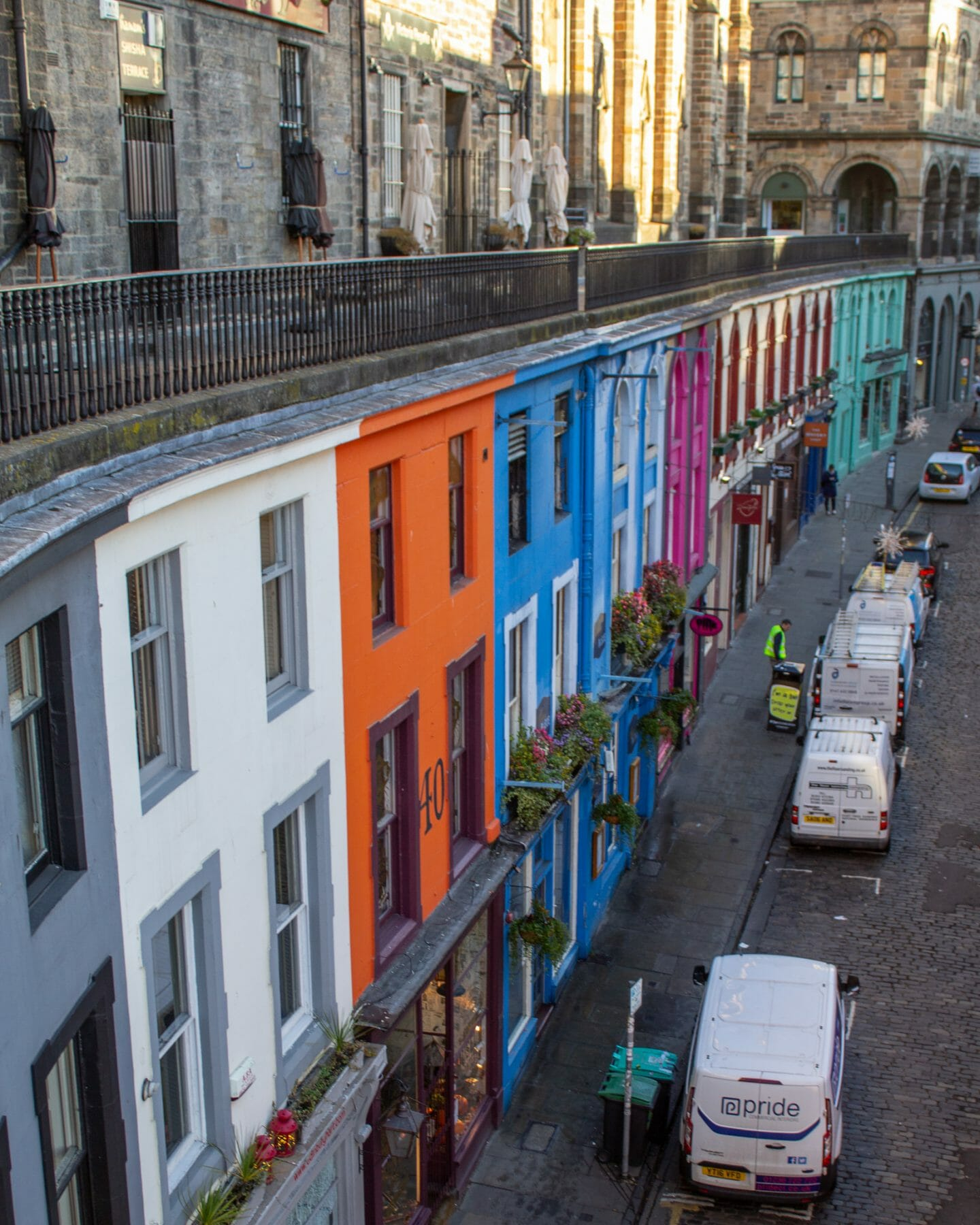 A guide to 48 hours in Edinburgh