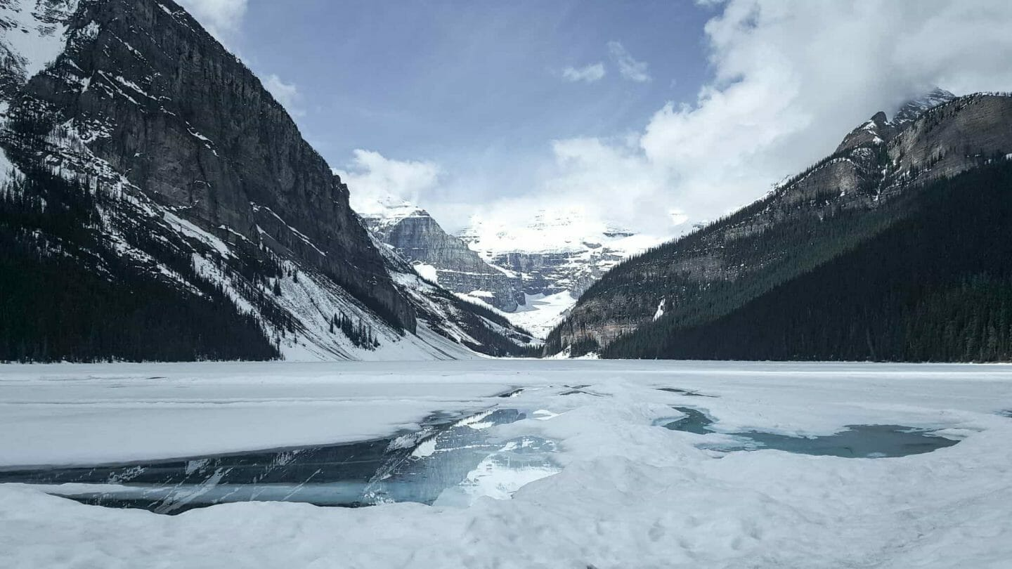Getting around the Canadian Rockies without a car