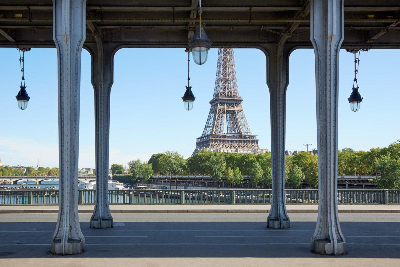 Instagrammable places in Paris - Bir-Hakeim