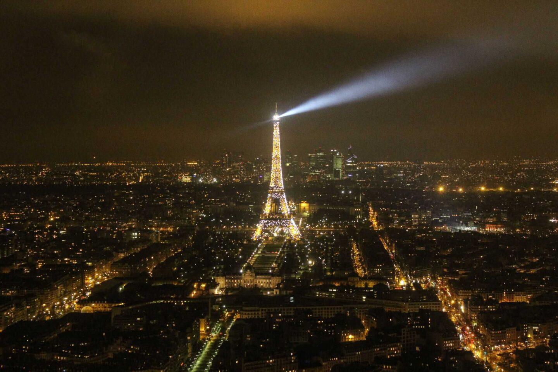 Best views in Paris - Tour Montparnasse