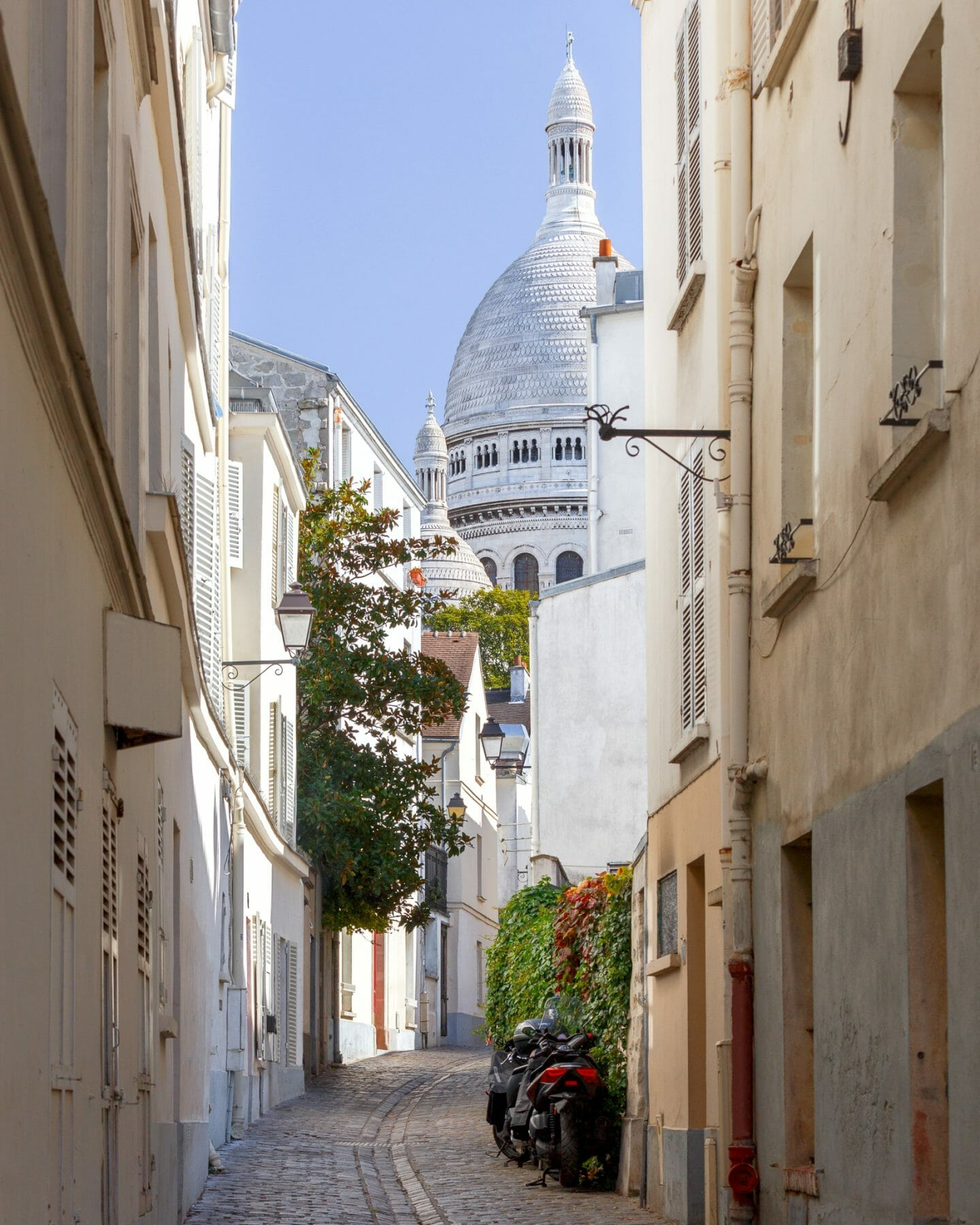 Things to do in Montmartre - Rue Saint Rustique