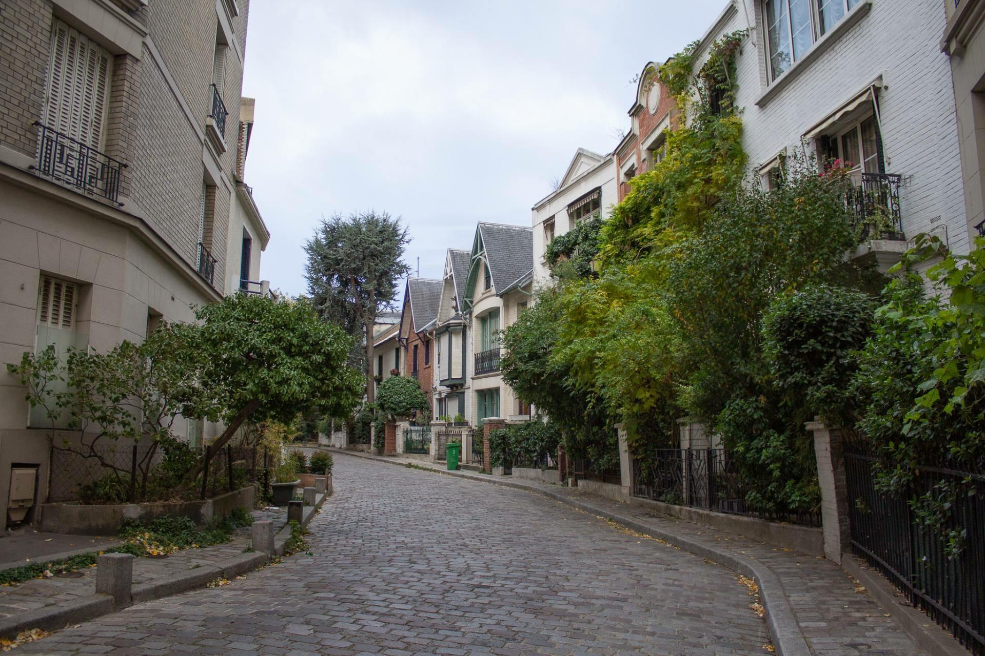 Villa Leandre Montmartre