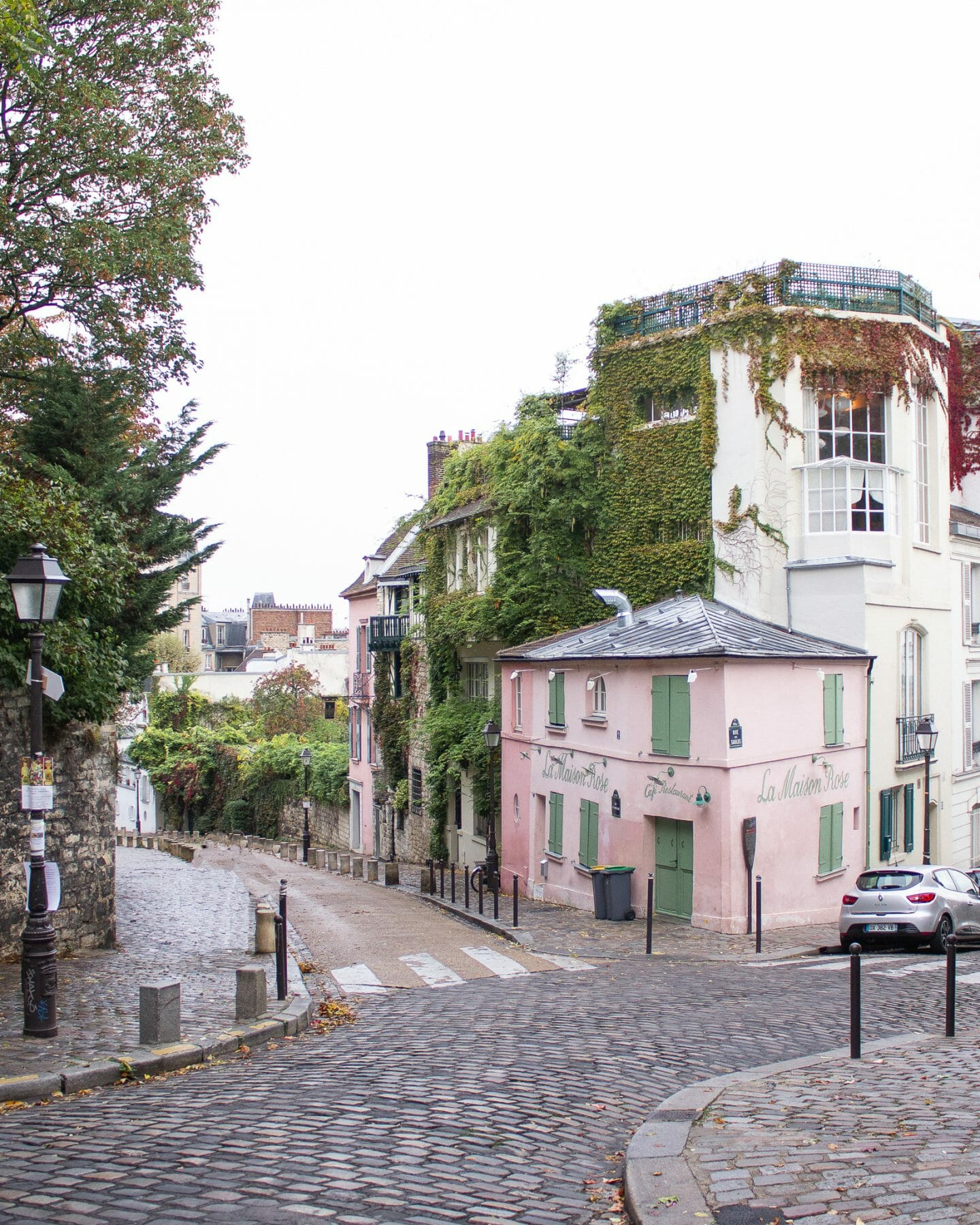 Things to do in Montmartre - La Maison Rose