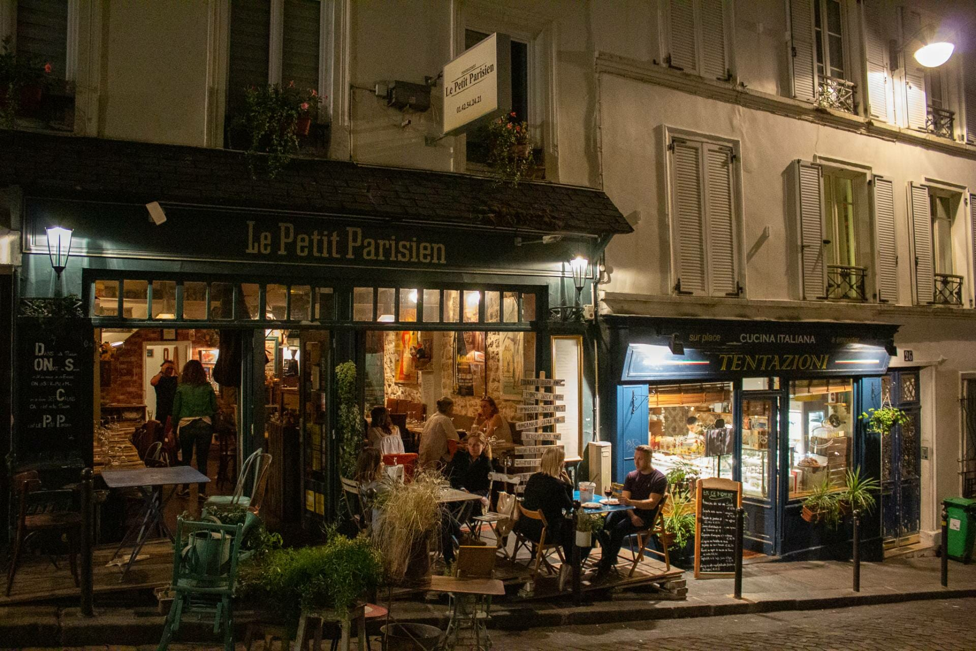 Best places to eat in Montmartre
