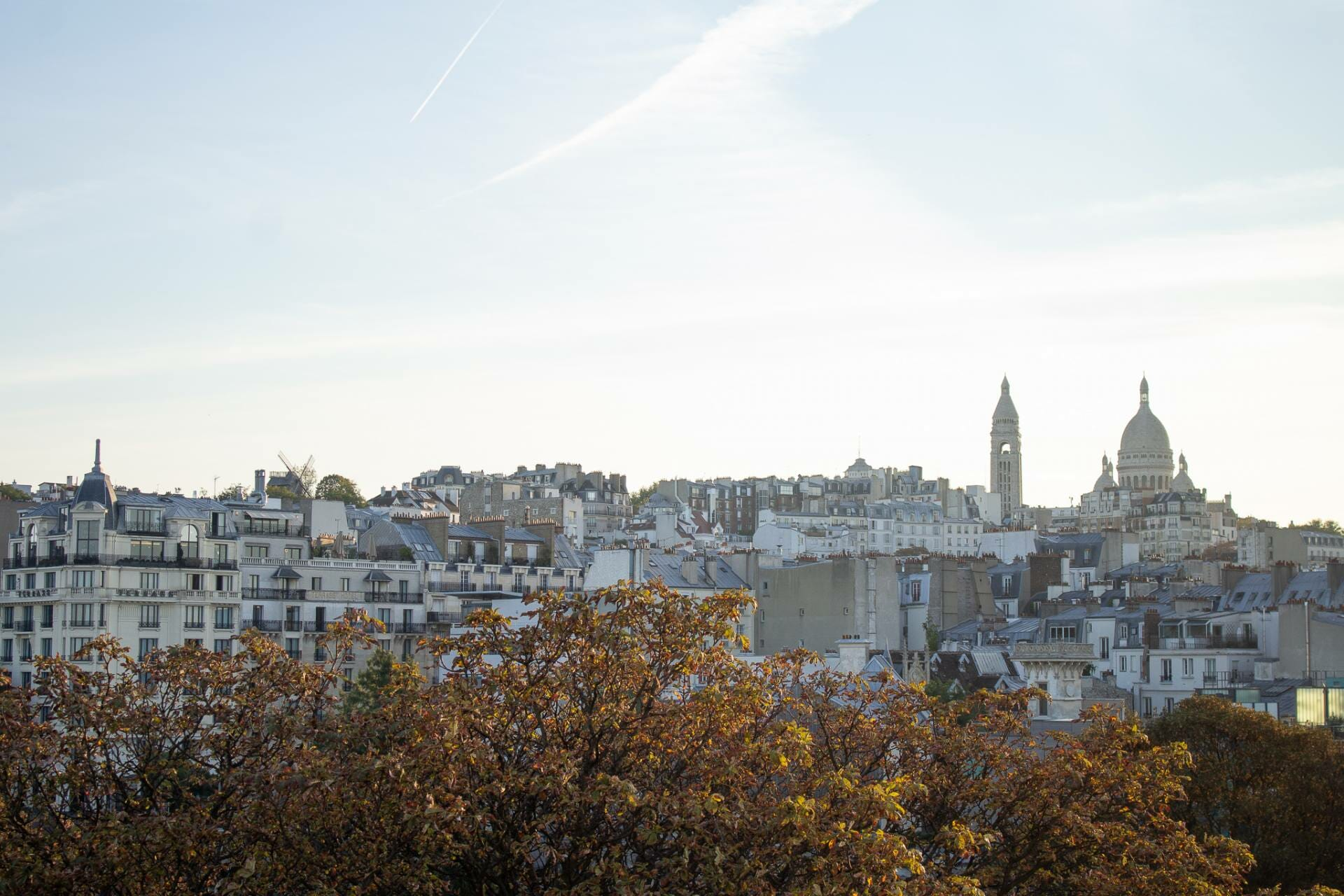 Where to stay in Montmartre Paris