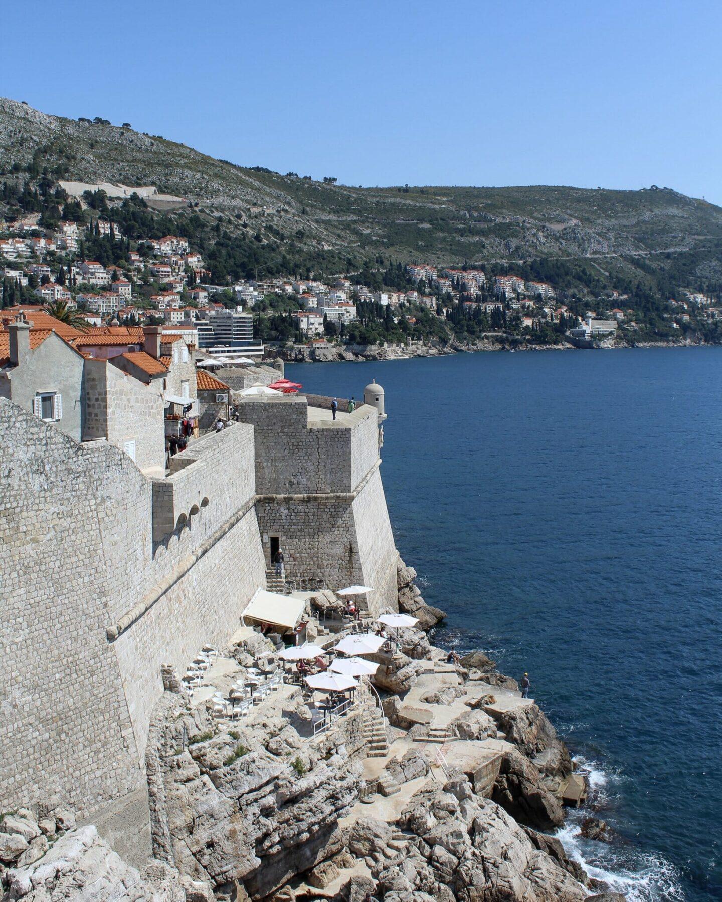 A week in Dubrovnik - Buza Bar