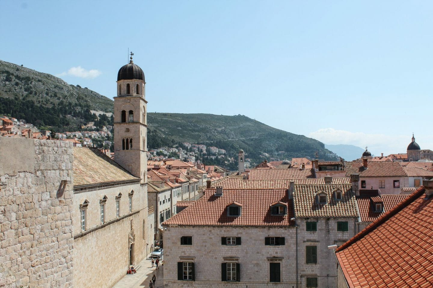 How to spend a week in Dubrovnik