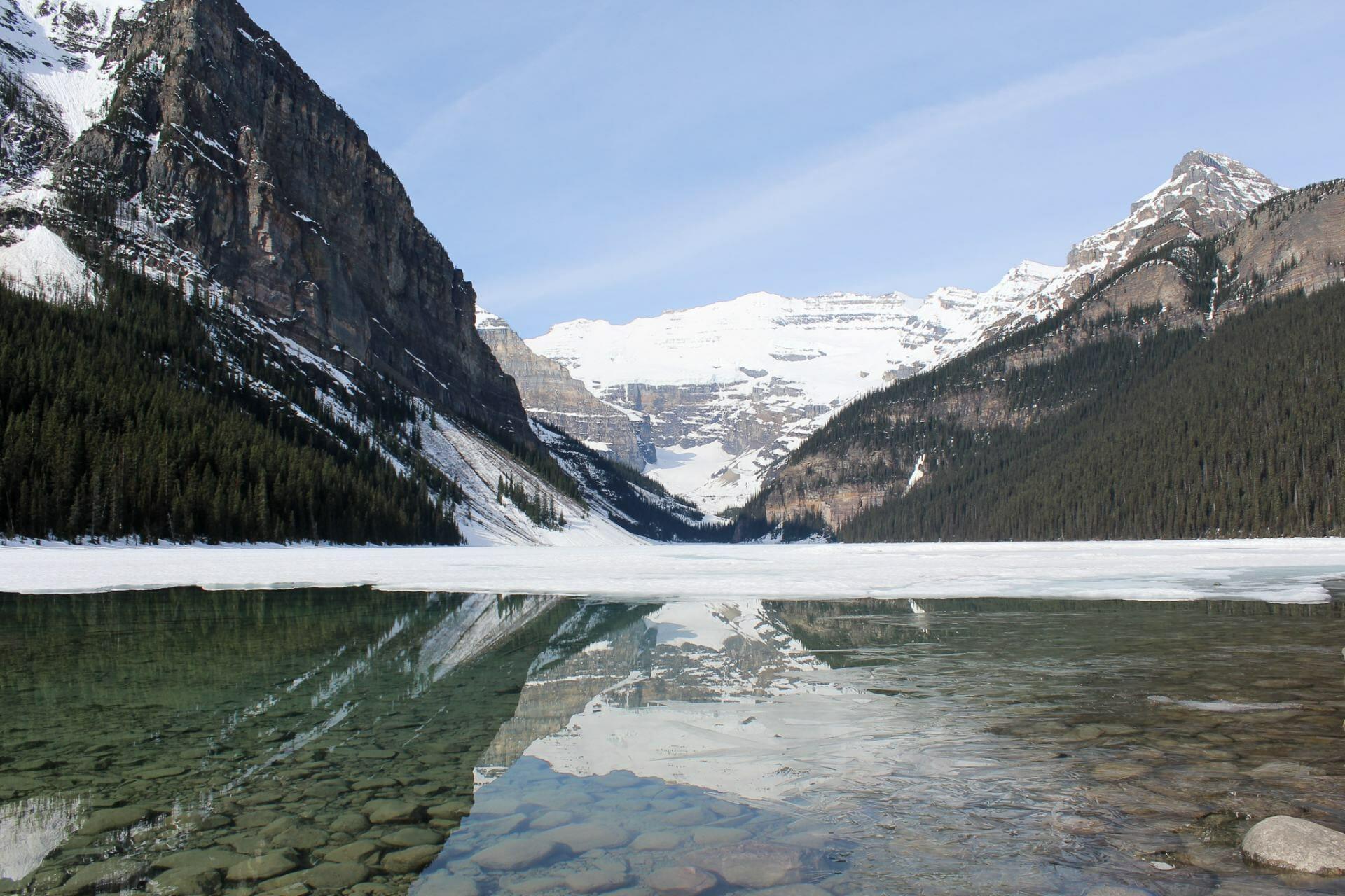 4 days in Banff - Lake Louise