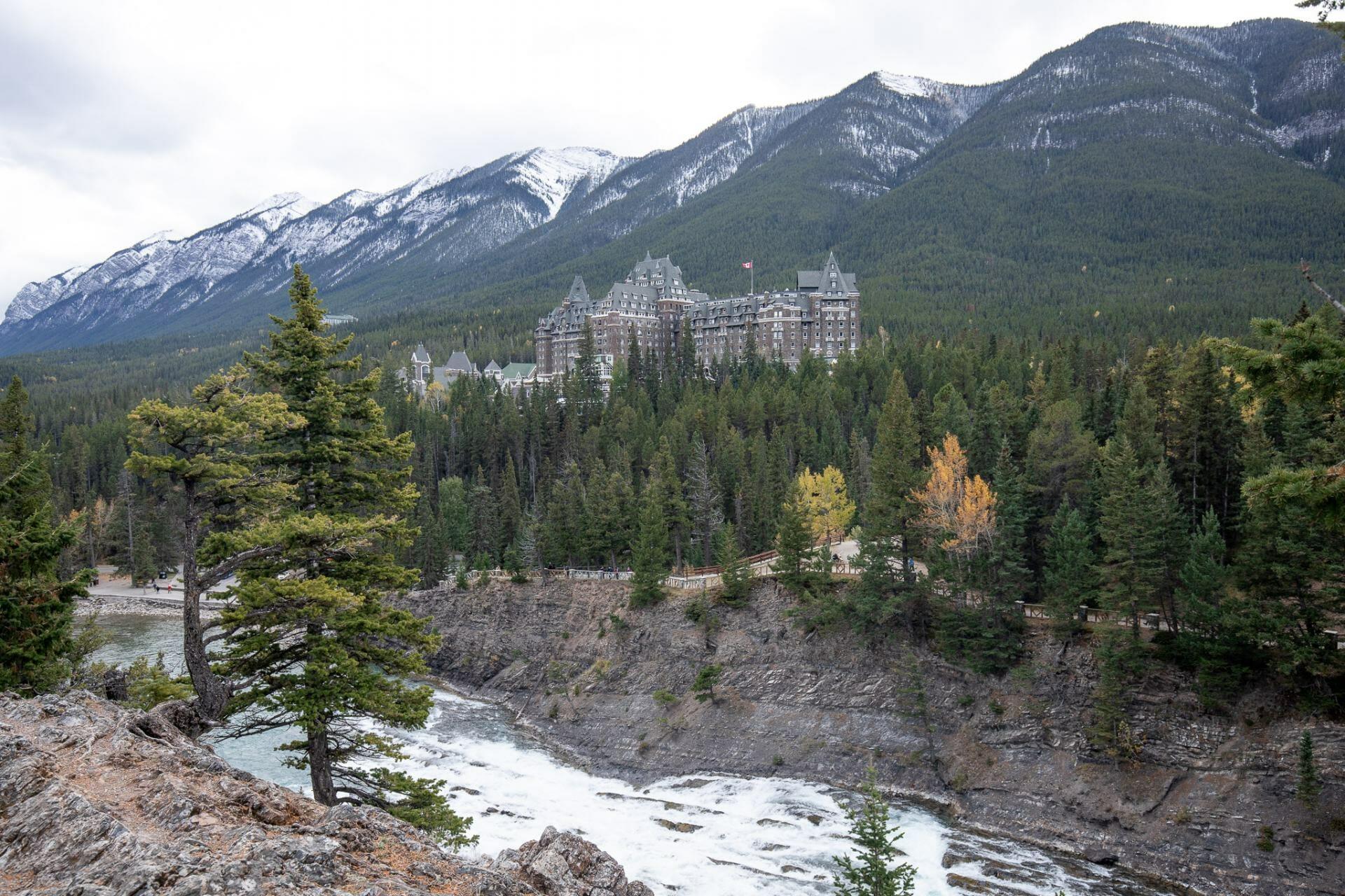 4 days in Banff - Surprise Corner