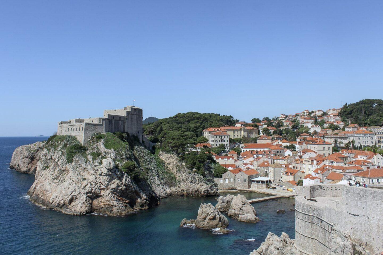 A week in Dubrovnik - City Walls
