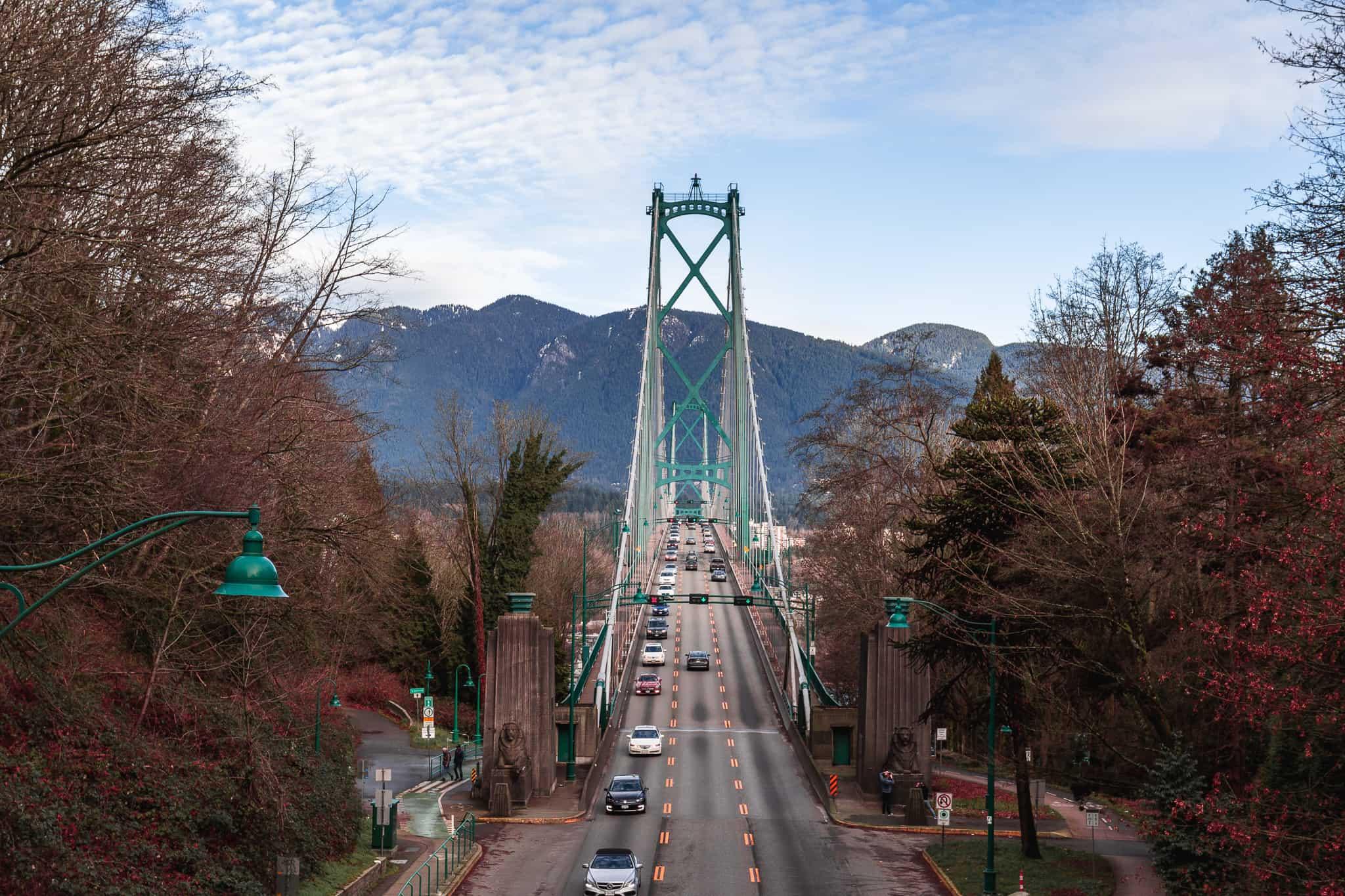 Instagrammable spots Vancouver - Prospect Point