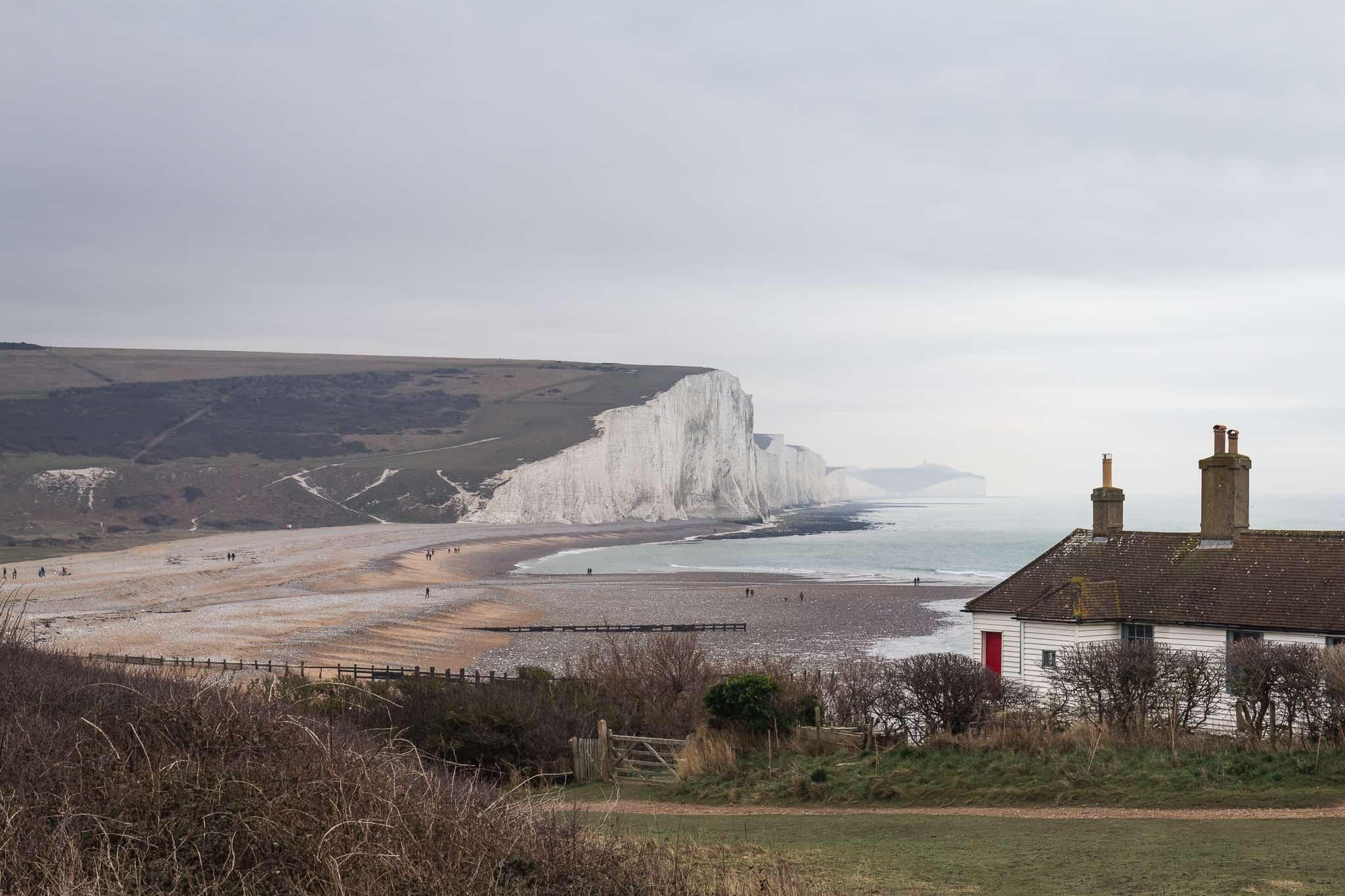 Coastguard Cottages Seven Sisters