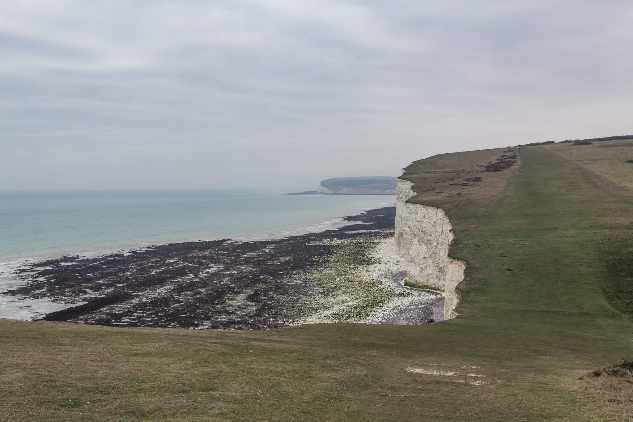 Day Trip from London to Seven Sisters