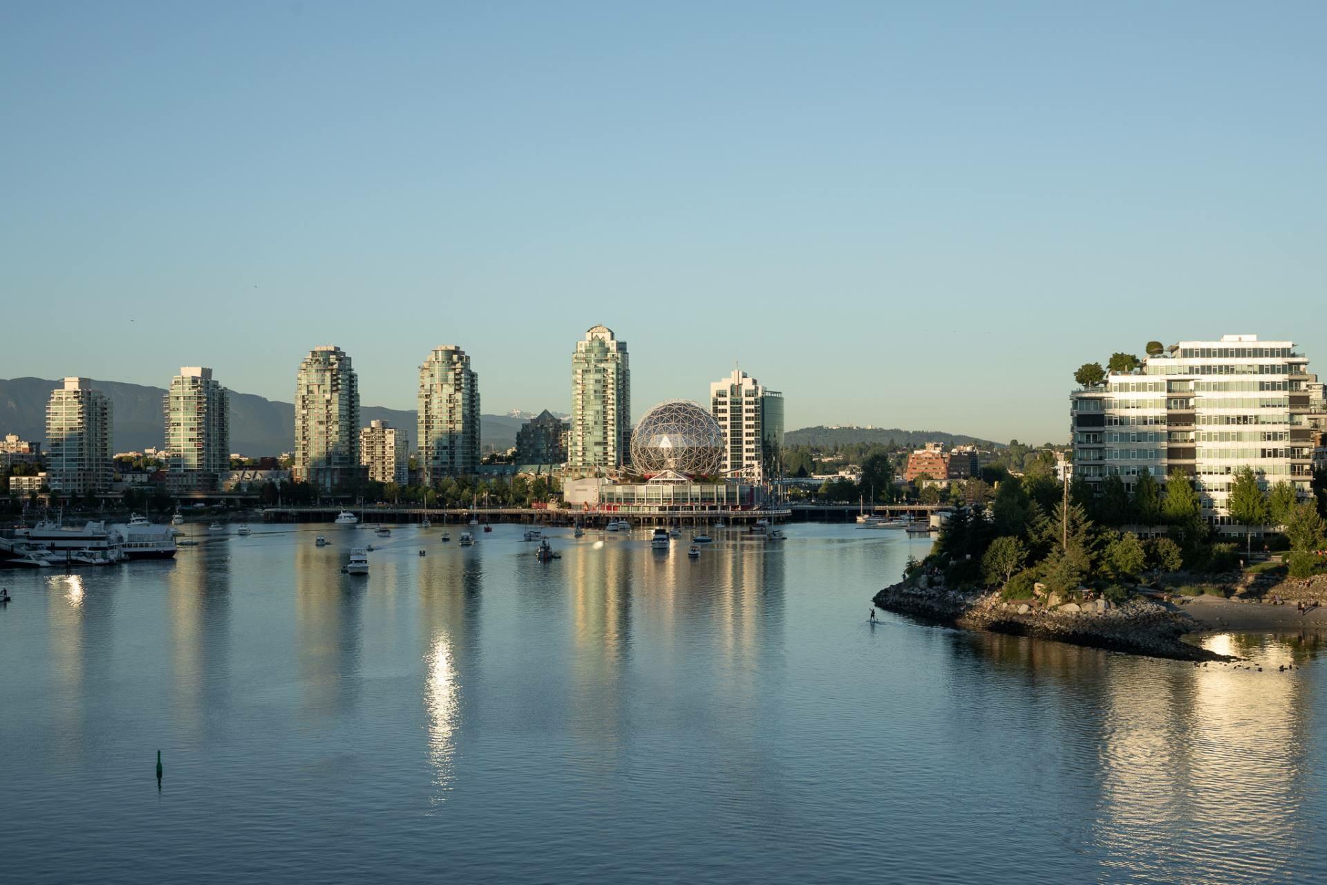Cambie Bridge Vancouver
