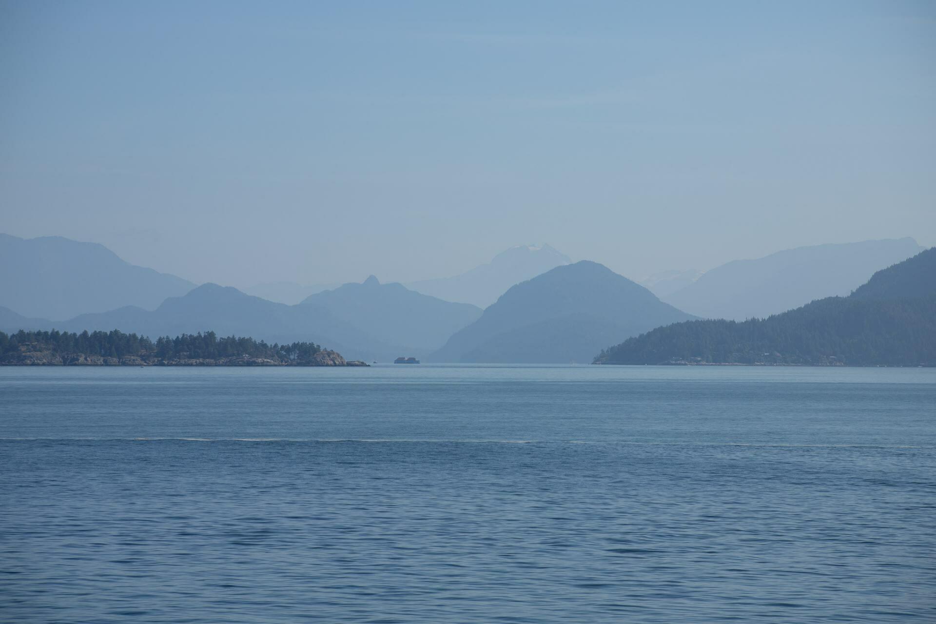 Vancouver to Nanaimo Crossing
