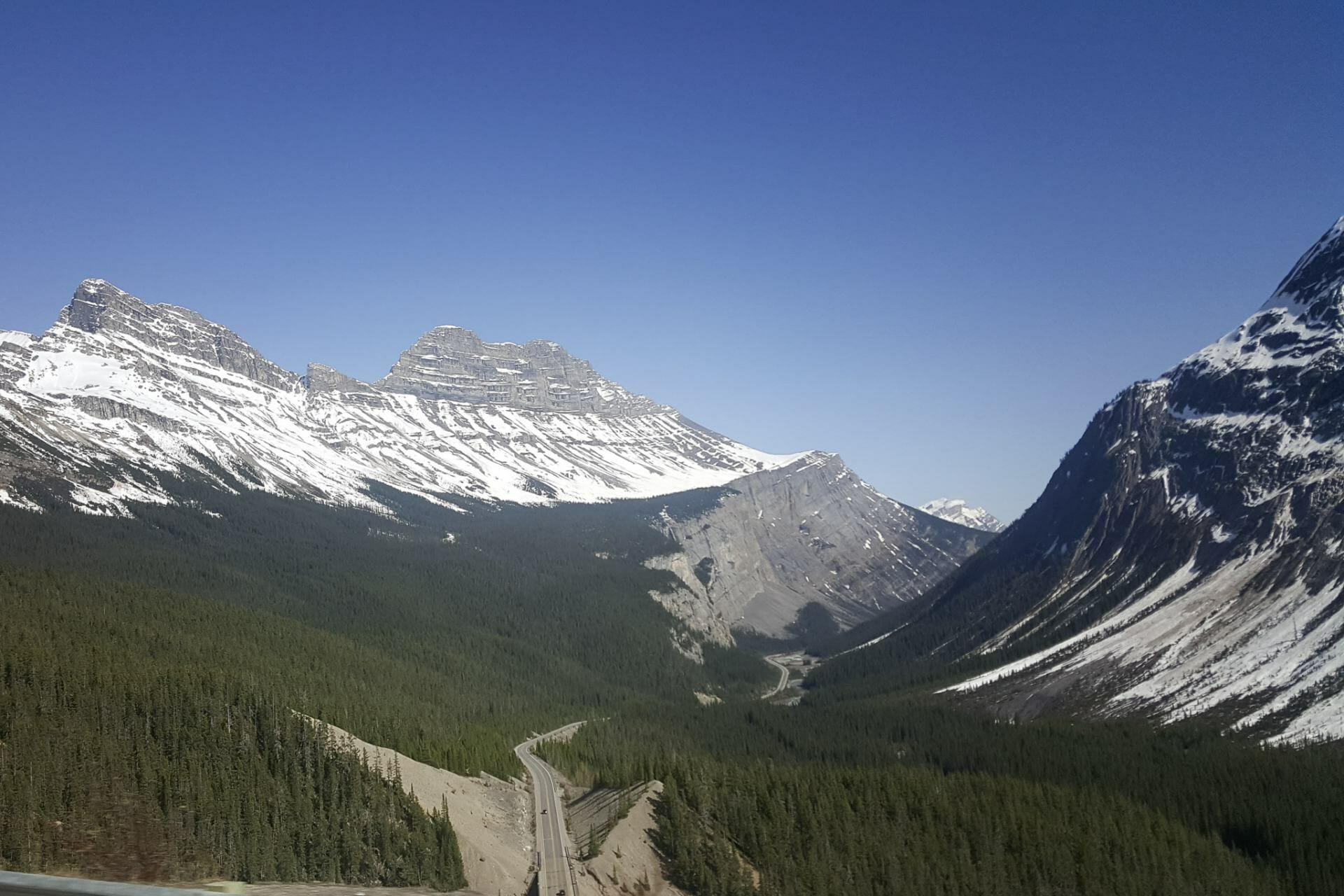 Cirrus Mountain Viewpoint