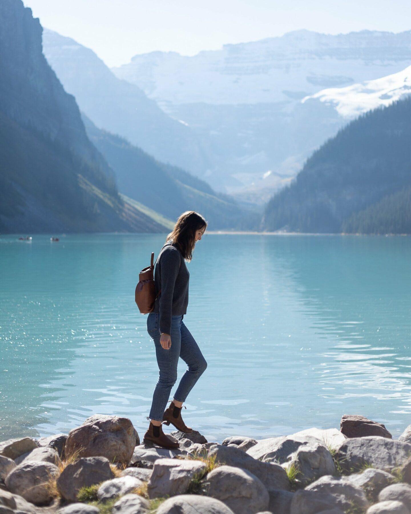Photo spots in Banff
