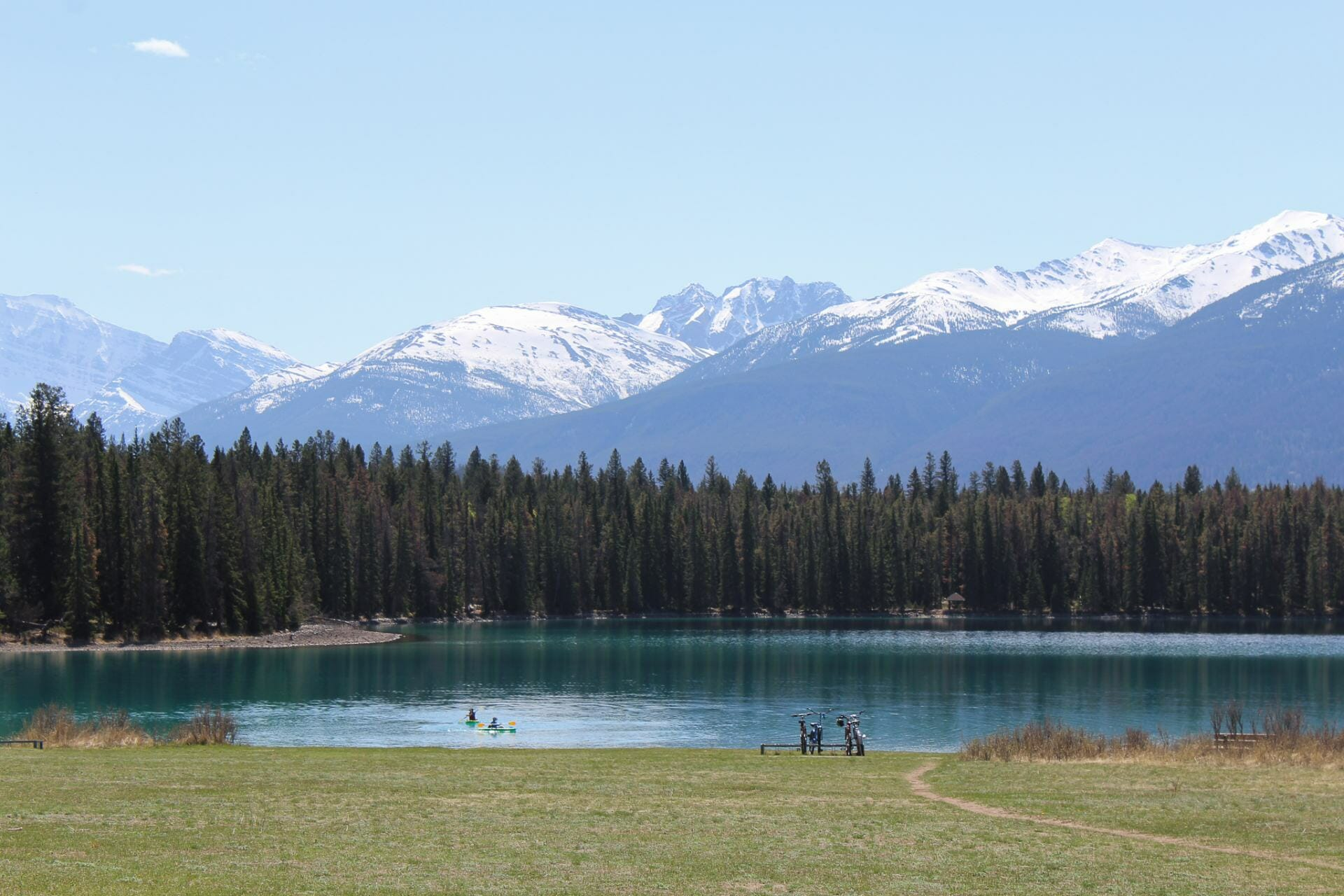 What to do in Jasper itinerary