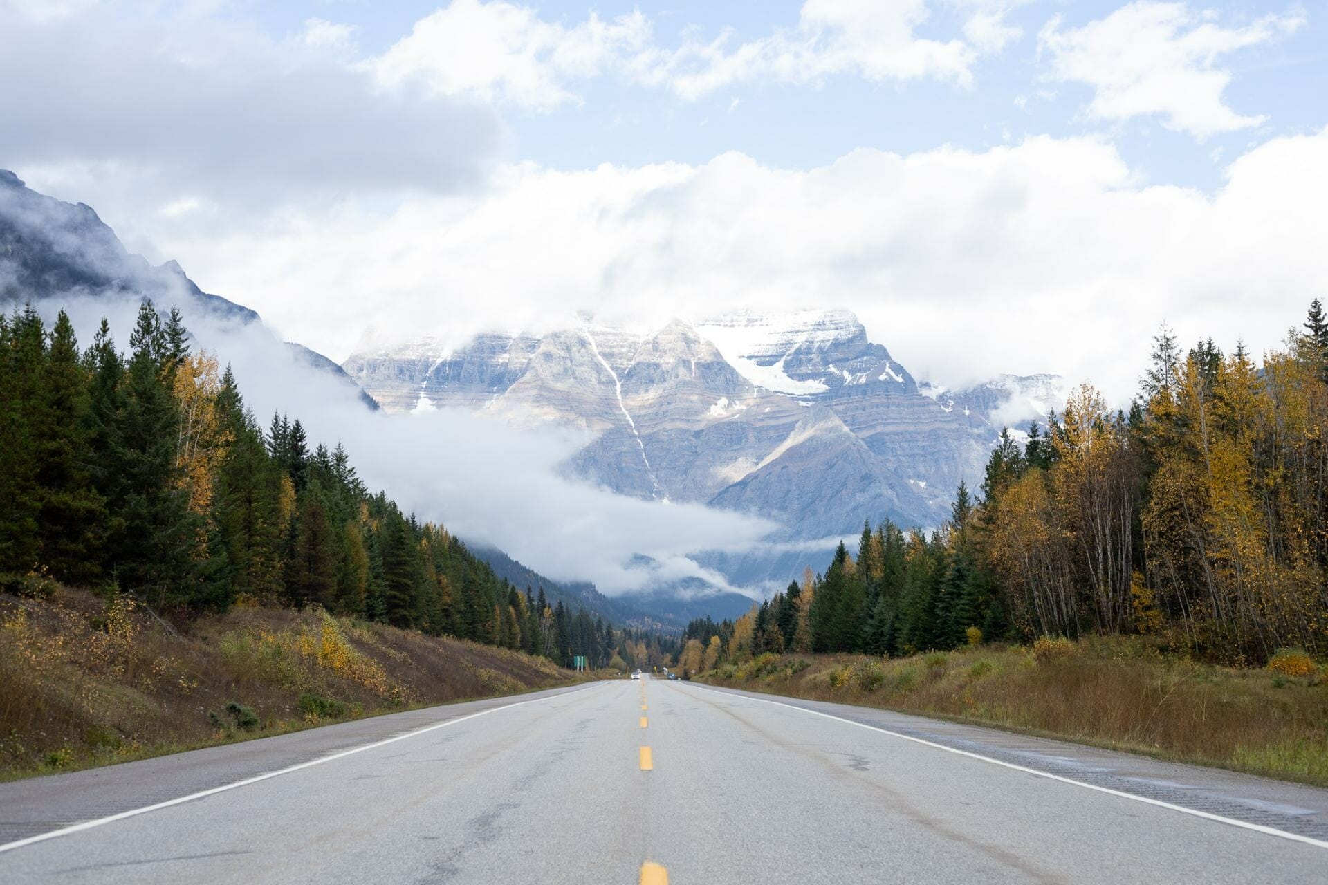 Mount Robson Vancouver to the Rockies Road Trip