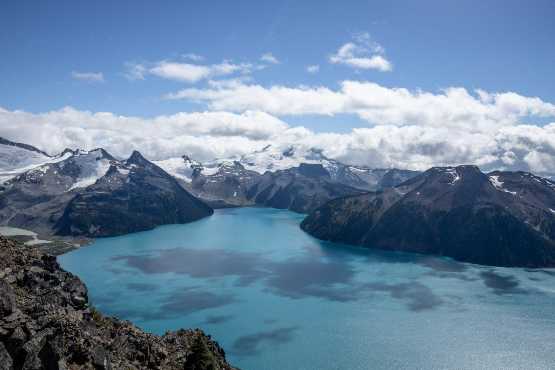 View from Panorama Ridge