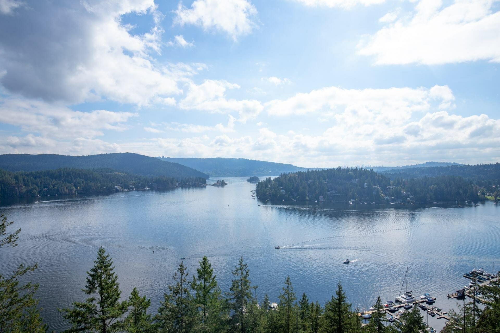 Beautiful hikes around Vancouver