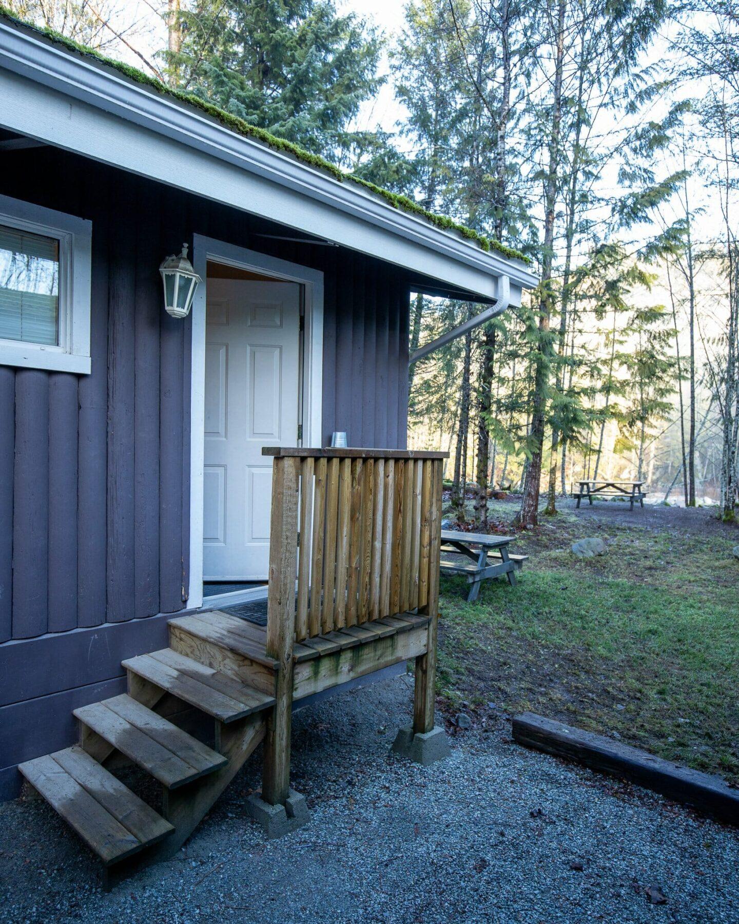 Sunwolf Cabins in Squamish