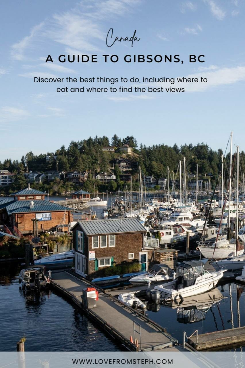 Things to do in Gibsons Pinterest