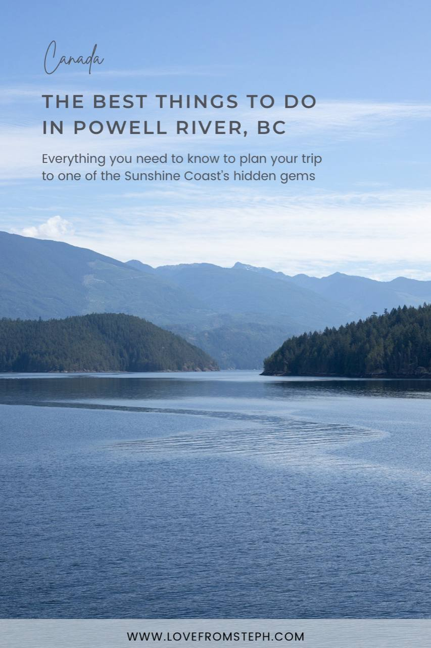 Powell River Things to do