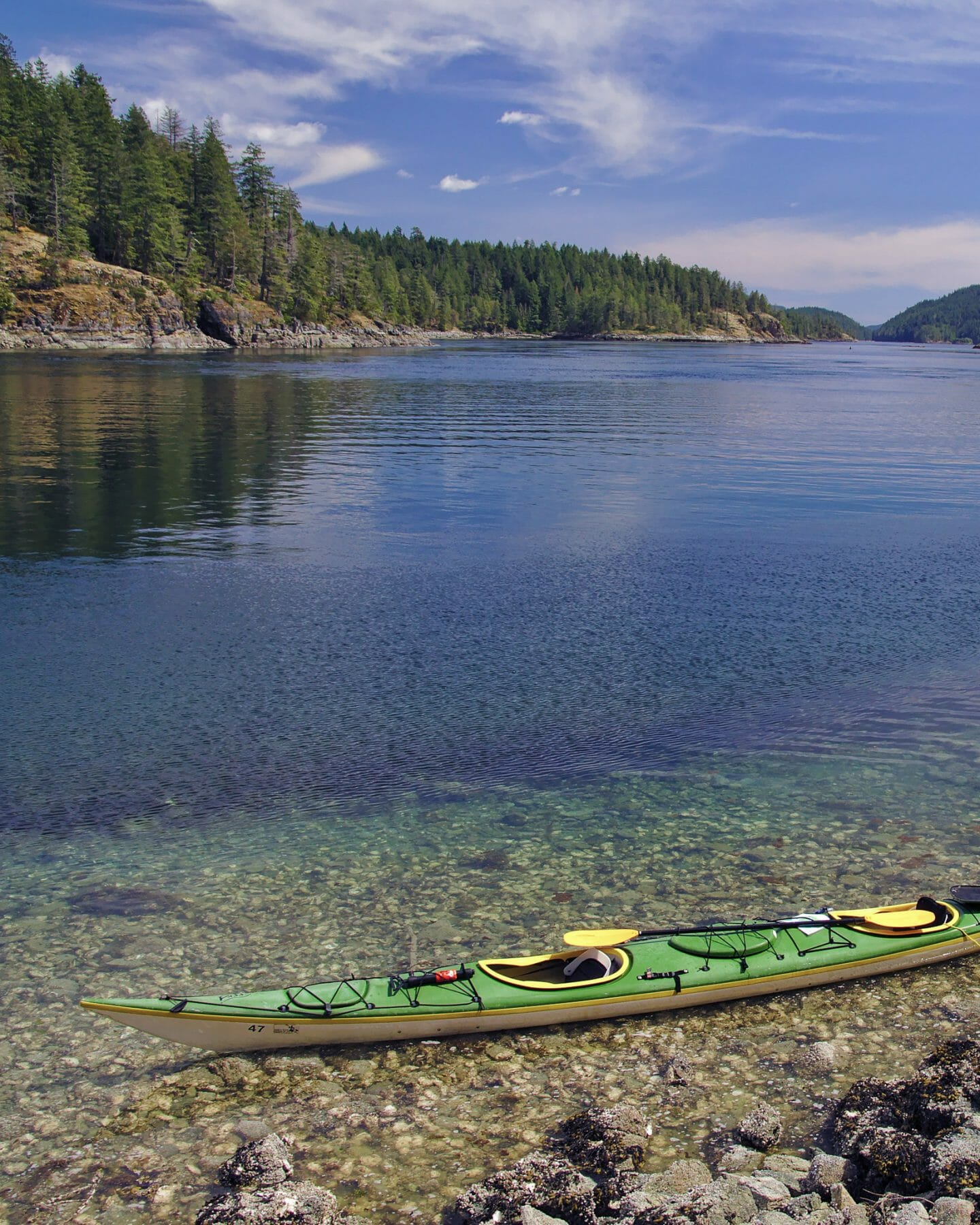 Things to do in Powell River - Kayaking
