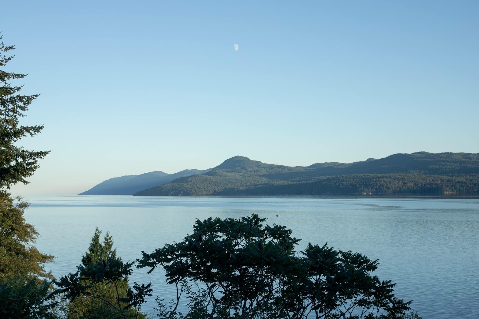 Views of Powell River Sunshine Coast