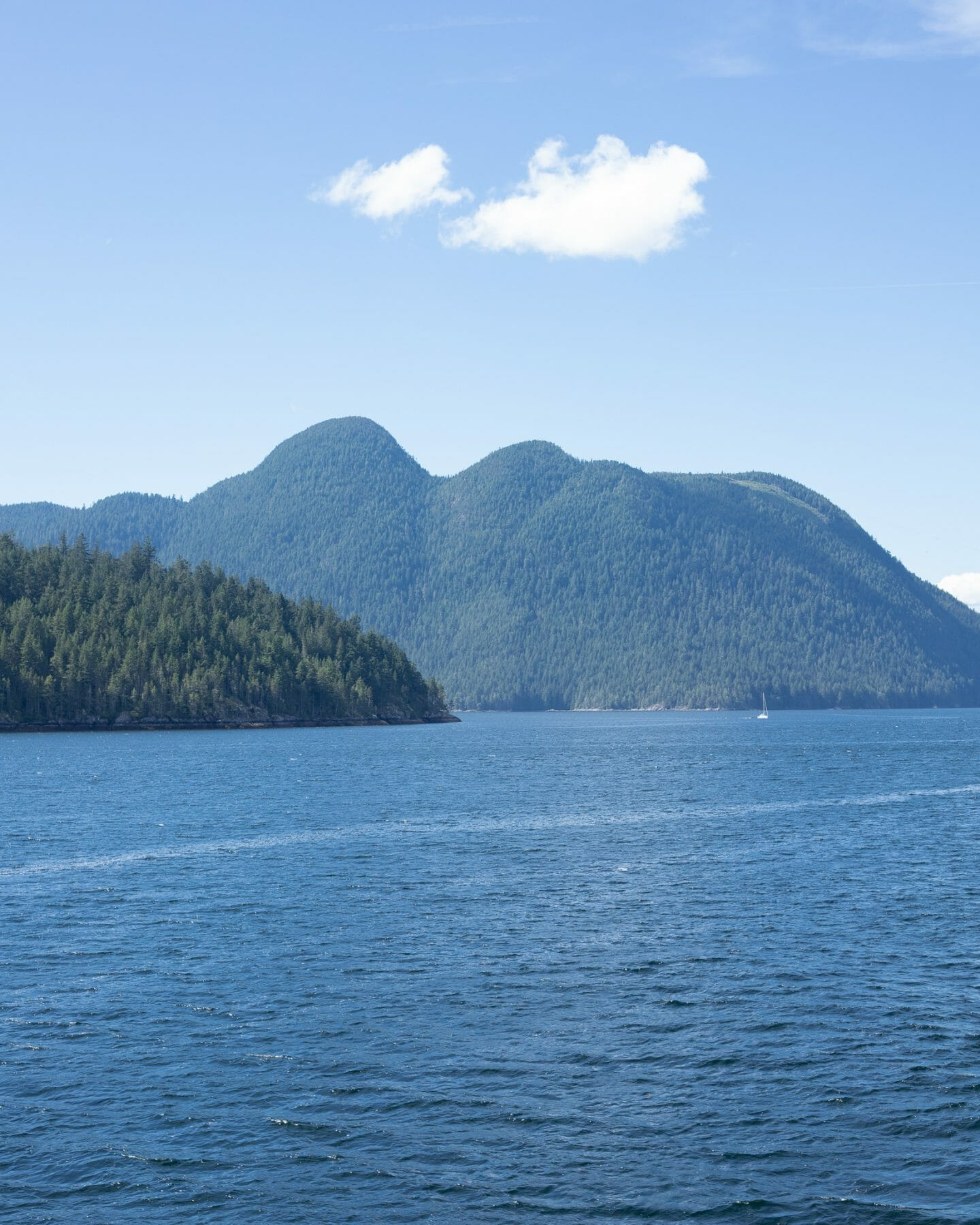 Ferry to Powell River