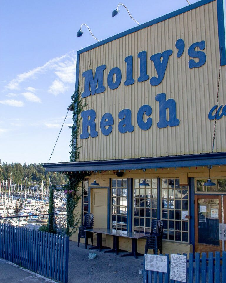 Molly's Reach Gibsons