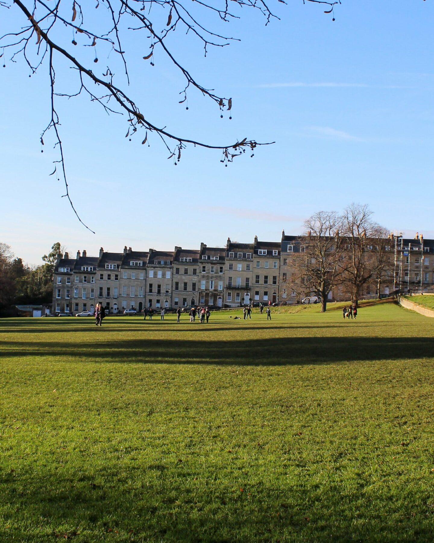 Royal Crescent Lawn Bath