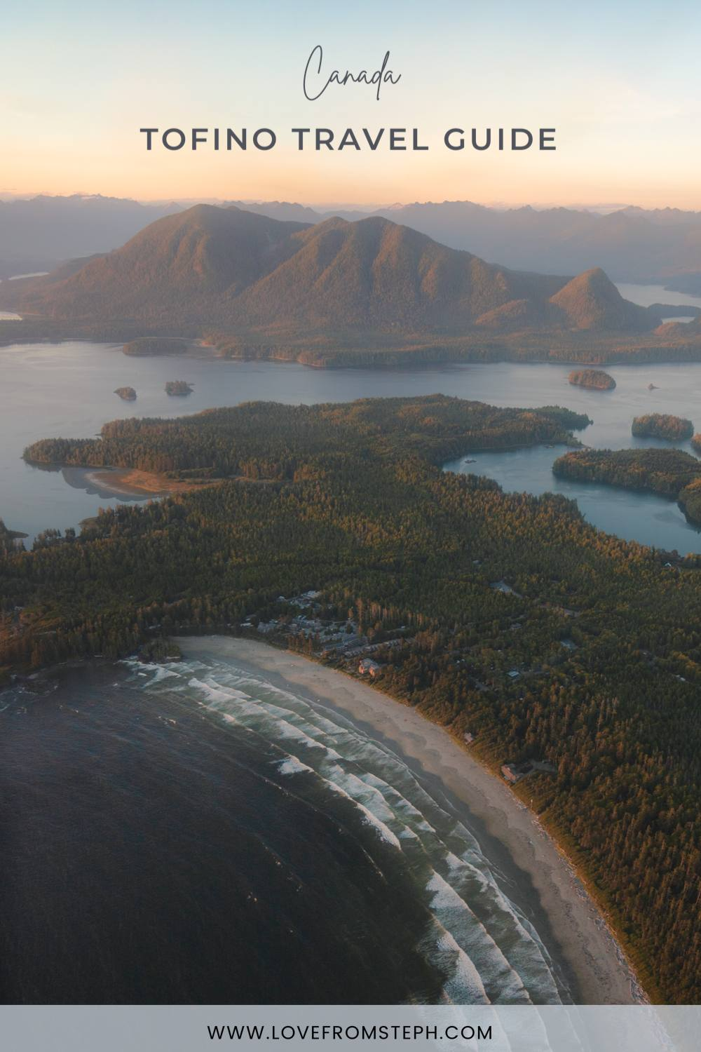 How to spend 3 days in Tofino BC