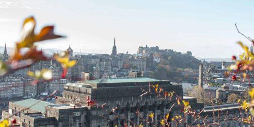 Weekend break in Edinburgh at the Caledonian